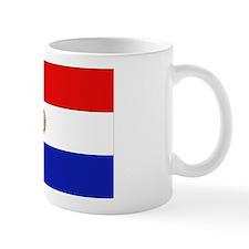 Paraguay Flag Small Small Mug