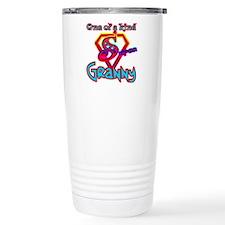 SUPER GRANNY Travel Mug
