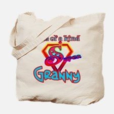 SUPER GRANNY Tote Bag