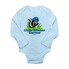 Little Stinker Dalton Long Sleeve Infant Bodysuit