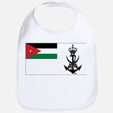 Jordan Naval Ensign Bib
