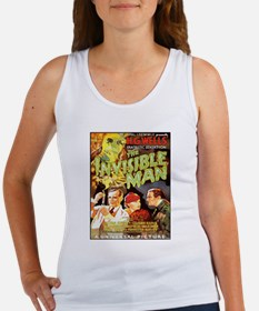 The Invisible Man Women's Tank Top