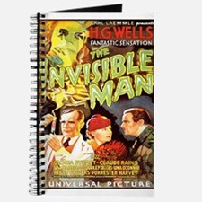 The Invisible Man Journal