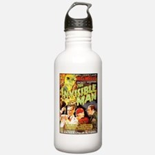 The Invisible Man Water Bottle