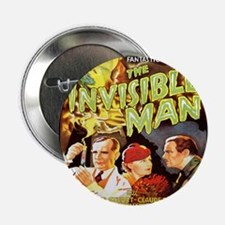 "The Invisible Man 2.25"" Button (10 pack)"
