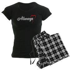 Always Women's Dark Pajamas