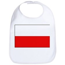 Polish Flag Bib