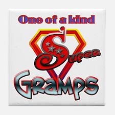 Super Gramps Tile Coaster
