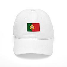 Portugese Flag Baseball Cap