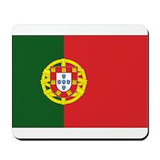 Portugese Flag Mousepad