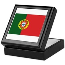 Portugese Flag Keepsake Box