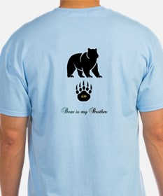 Cherokee Bear Greeting T-Shirt