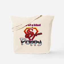 SUPER POPPY Tote Bag