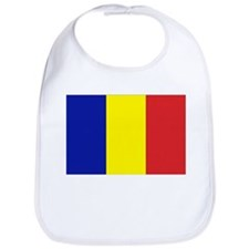 Romanian Flag Bib