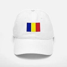 Romanian Flag Baseball Baseball Cap