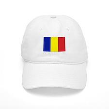 Romanian Flag Baseball Cap
