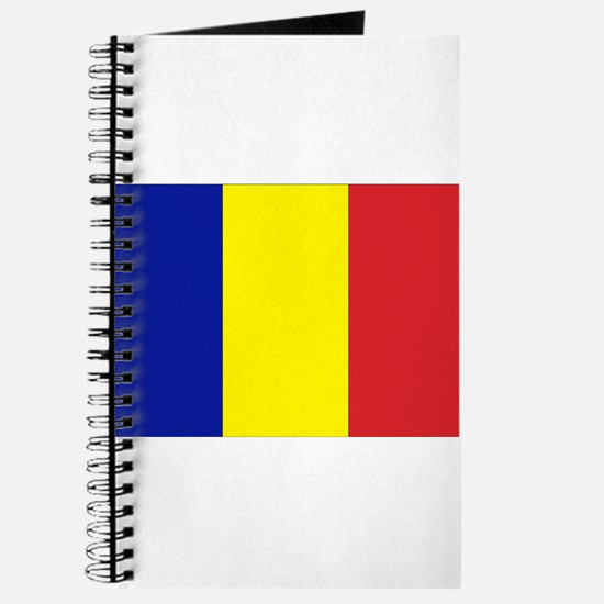 Romanian Flag Journal