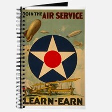 1917 WWI Poster Air Sevice Journal