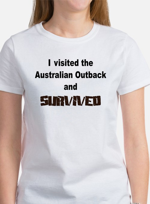 Outback Survivor Women's T-Shirt