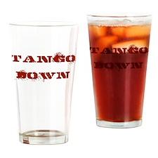 Tango Down Drinking Glass