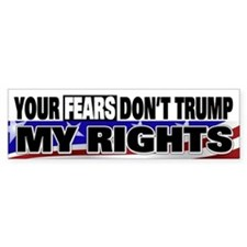 Constitutional Rights Bumper Sticker