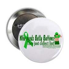"Who needs Belly Buttons? They 2.25"" Button (10 pac"