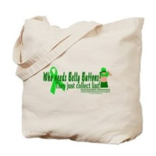 Who needs Belly Buttons? They Tote Bag