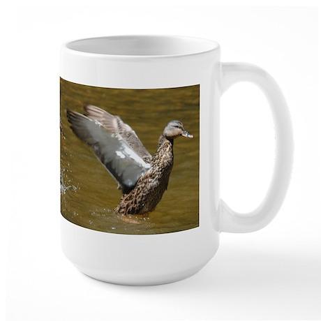 Large Mug - Mallard