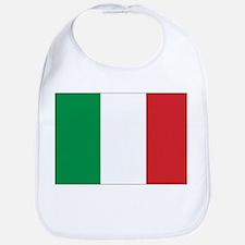 Italy Flag Bib