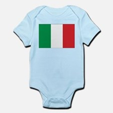 Italy Flag Infant Creeper