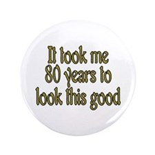 "Unique Years 3.5"" Button (100 pack)"