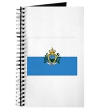 San Marino Flag Journal