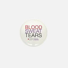 Blood Sweat Tears Mini Button (10 pack)