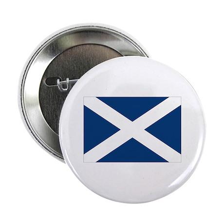 Scottish Flag Button