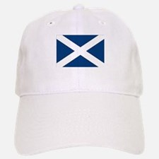 Scottish Flag Baseball Baseball Cap