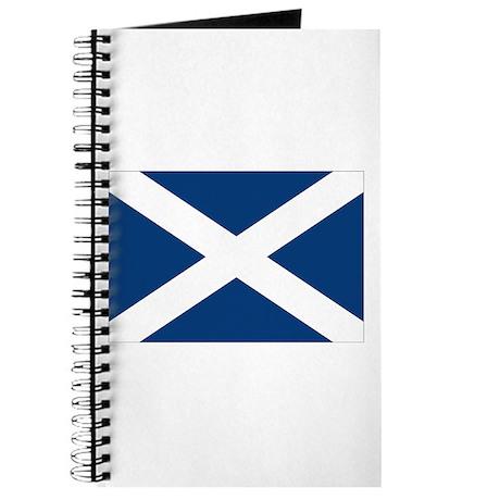 Scottish Flag Journal
