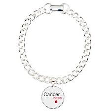 Cancer Bites Bracelet