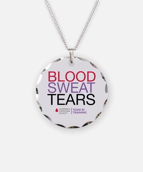 Blood Sweat Tears Necklace