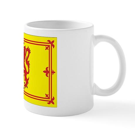 Scottish Coat of Arms Mug