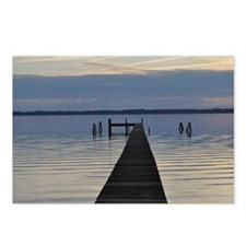 The Dock Postcards (Package of 8)