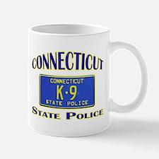 Connecticut State Police Mug