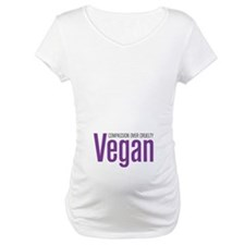 Vegan Compassion Over Cruelty Shirt