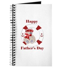 Happy Father's Day (bear) Journal
