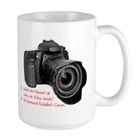 Pachelbel 39 S Canon Coffee Mug By Shutterbugshop