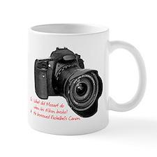 Pachelbel's Canon Mug