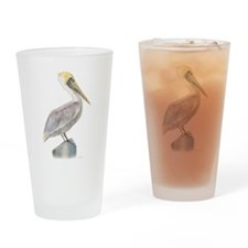 pelican Drinking Glass
