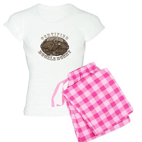 Certified Rodeo Buckle Bunny Women's Light Pajamas