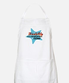 Disability is a Social Justice Issue Apron