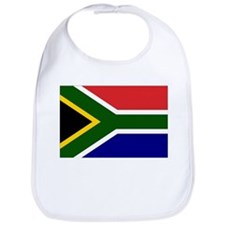 South African Flag Bib