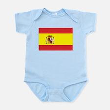 Spanish Flag Infant Creeper